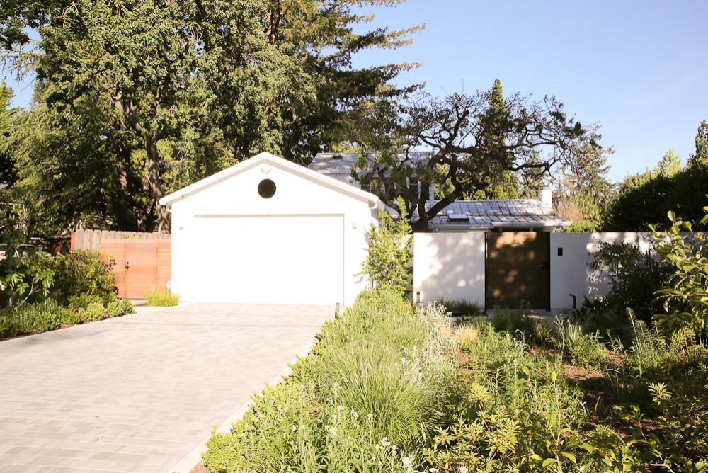 Menlo Oaks White Tent