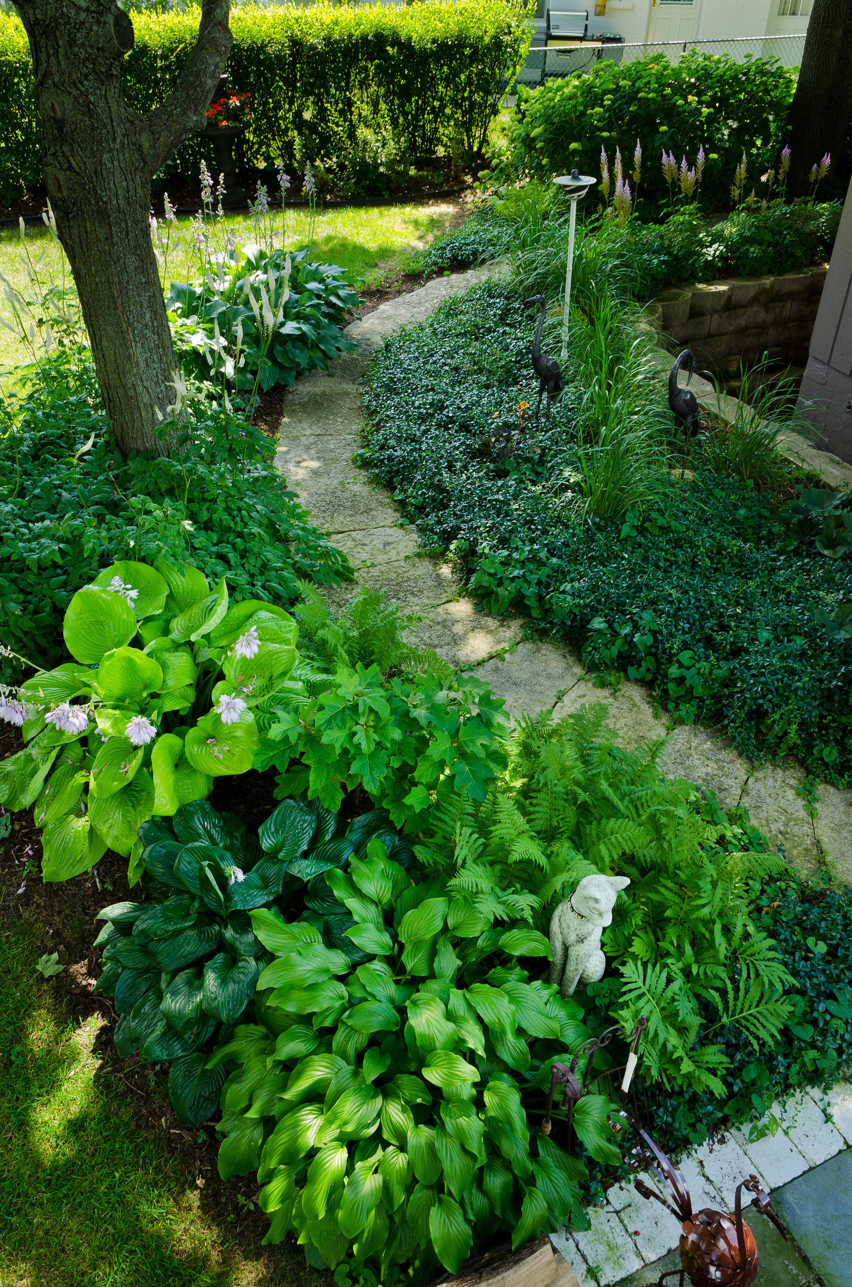 Transitional Stone Path - Mequon