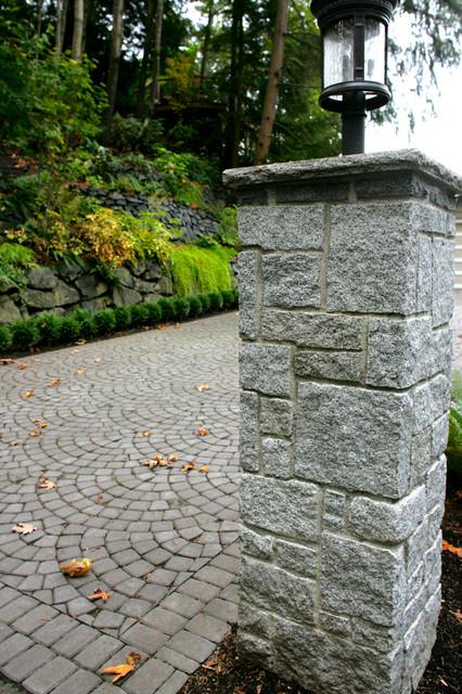 Mercer Island Stone traditional