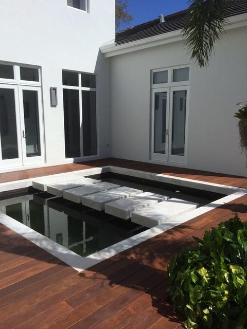 Miami Residence modern-landscape
