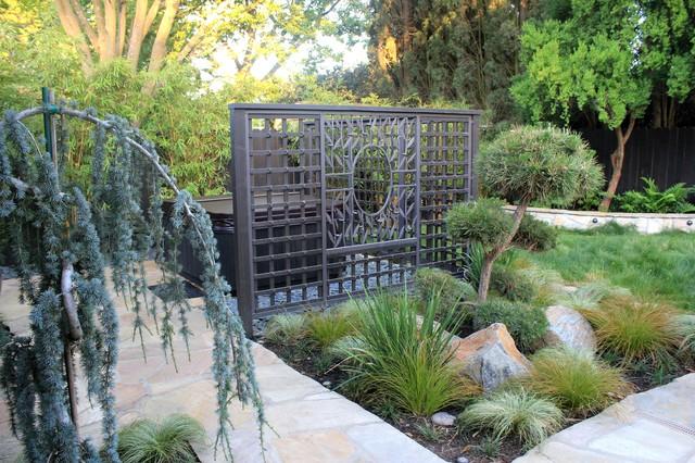Michael glassman designs for Asian inspired garden designs