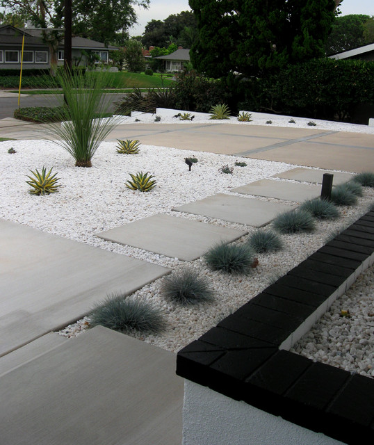 Mid Century Modern Front Midcentury Landscape Other