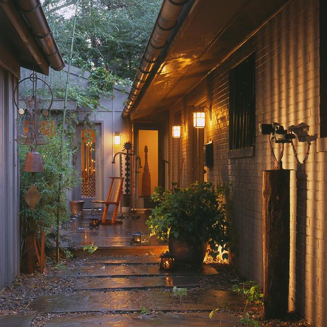 Modern Homes Garden Designs Ideas: Mid-Century Modern Home