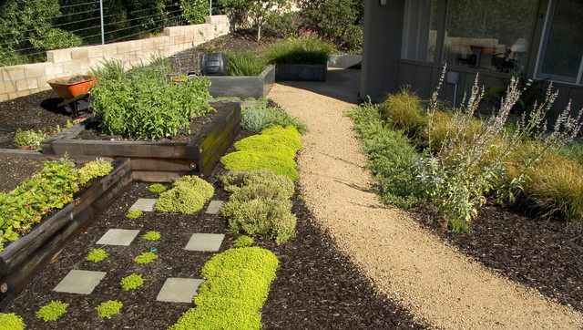 mid century modern homes landscaping - Mid Century Modern Homes Landscaping