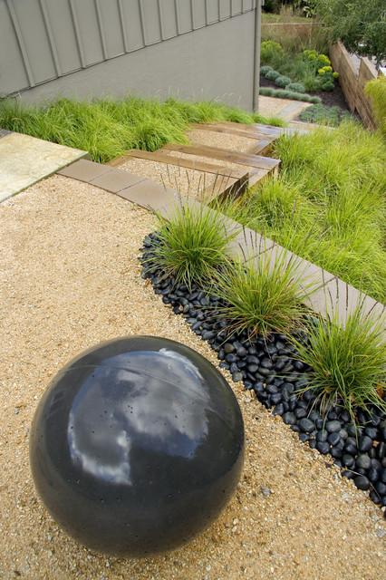 Mid Century Modern - Midcentury - Landscape - San Luis Obispo - By