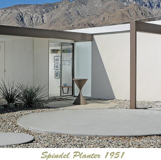 Midcentury Modern Landscape Design Ideas