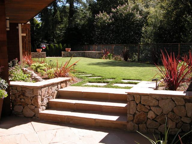 Mill valley modern garden 2 modern landscape san for Garden design mill valley