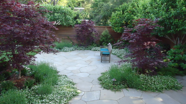 Mill Valley Outdoor Living contemporary-landscape