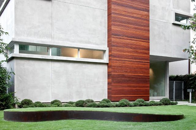 Minimal Landscape DesignModern Landscape, Houston