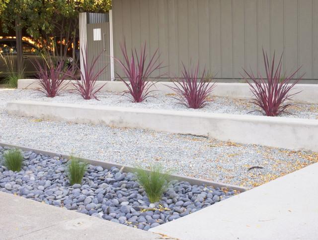 minimalist modern modern landscape - Minimalist Landscape Architecture