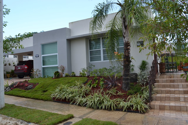Misc Residential Projects tropical-landscape