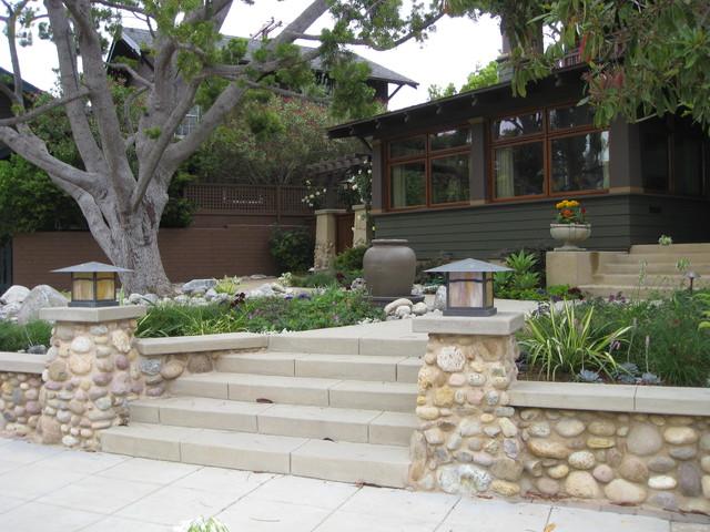 Mission Hills Craftsman Renovation craftsman-landscape
