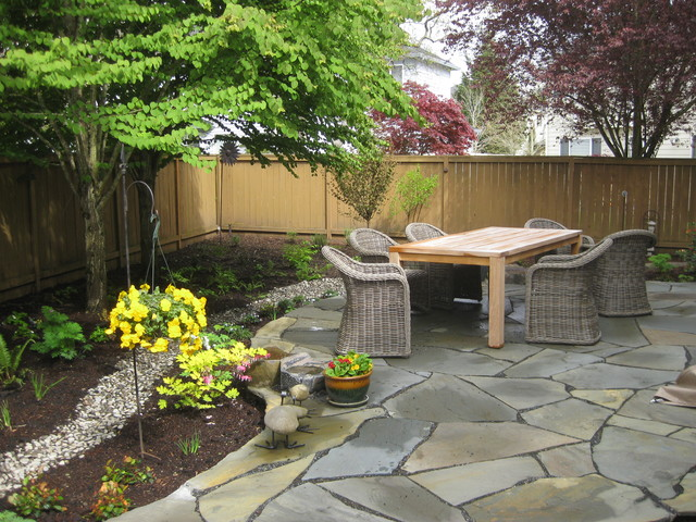 Big Flat Backyard Ideas : Landscape Architects & Landscape Designers