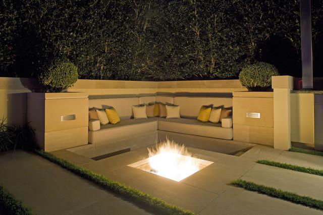 modern pool gardens, Gartenarbeit ideen