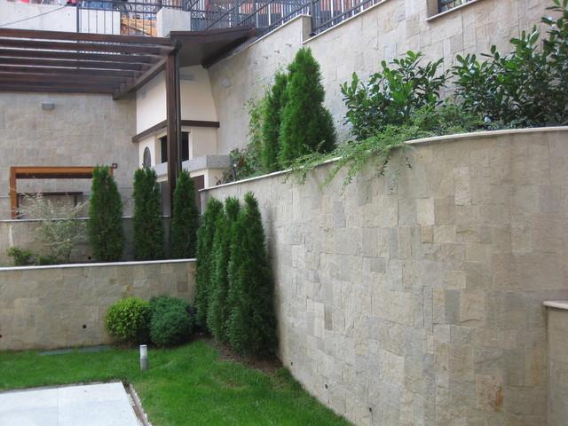 Modern garden contemporary-landscape