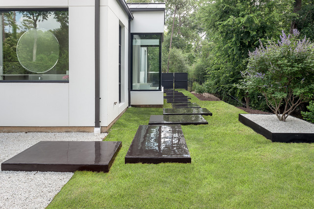 Modern Landscaping Modern Landscape Houston By Exterior