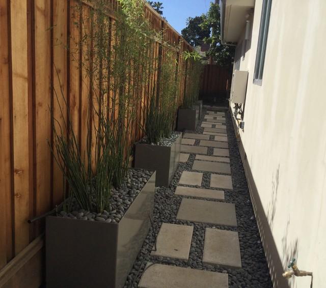 Modern Rustic Landscaping Modern Landscape San Francisco By Urban Artichoke Fine