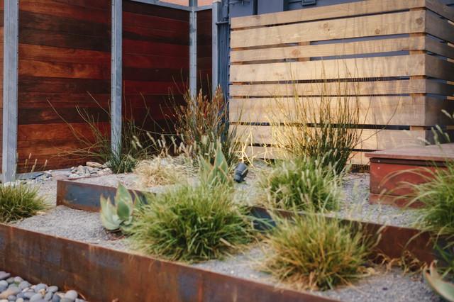 Modern san diego backyard modern landscape san diego by mooch exterior designs inc - Backyard design san diego ...
