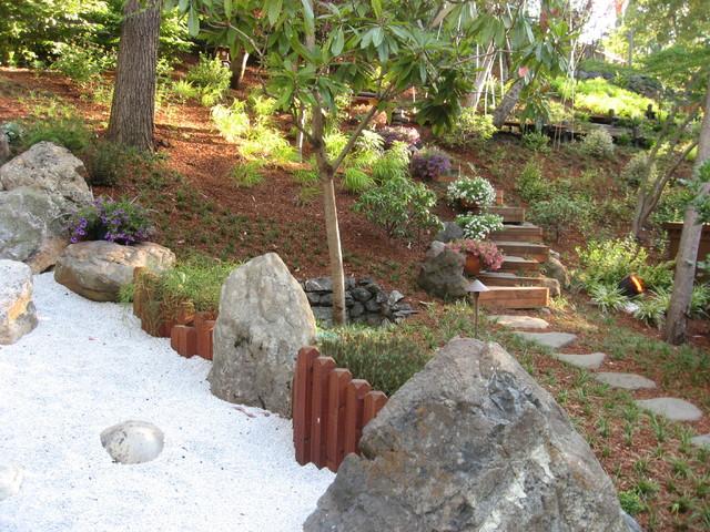 Monte sereno orientale giardino san francisco di for Giardino orientale