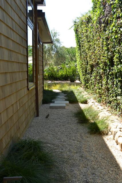 Montecito Zen contemporary-landscape