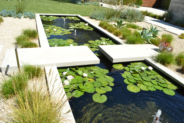 Montecito zen contemporary landscape santa barbara for Contemporary landscape architecture
