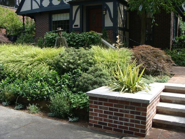 Montlake Garden eclectic-landscape