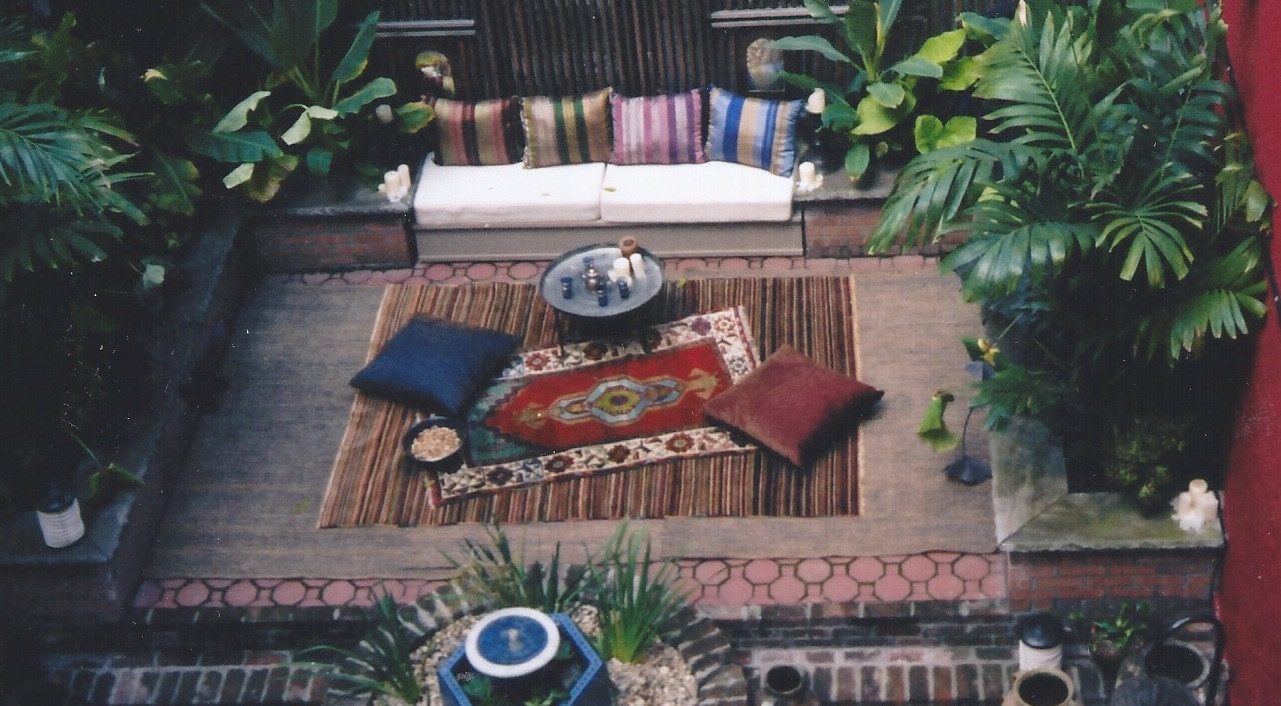 Moroccan Showhouse
