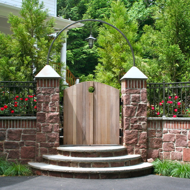 Morristown Residence traditional-landscape