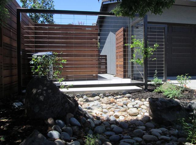 Moderner Garten in San Francisco