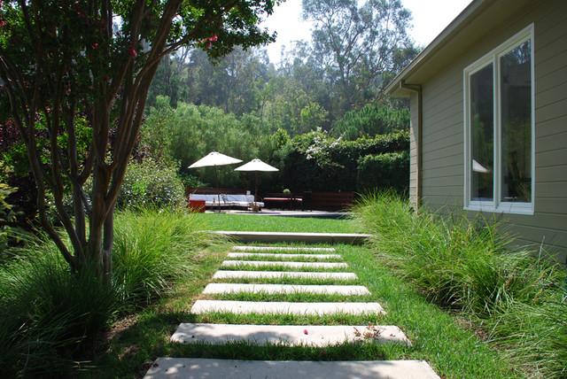 MTLA - Jacobs Residence contemporary-landscape