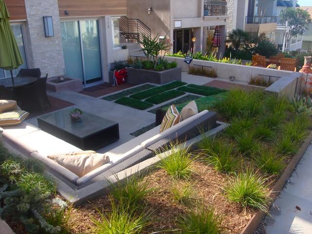 MTLA - Offield Residence contemporary-landscape