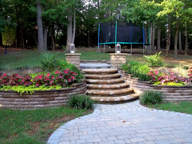 Multiple Projects - Traditional - Landscape - Raleigh - By ...