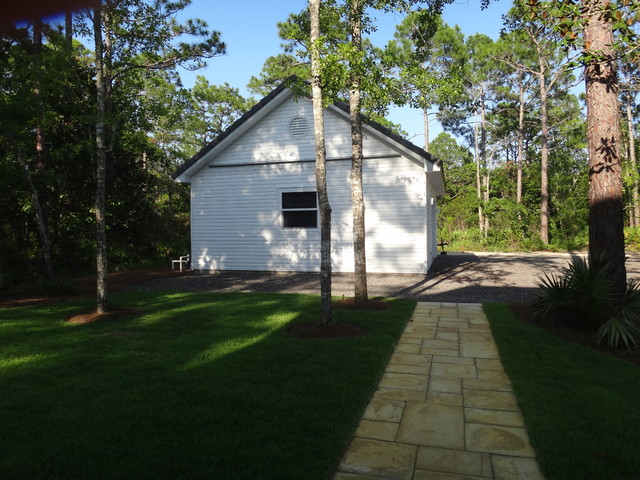 Mussett Bayou Parade Home traditional-landscape