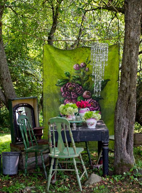 Shabby Style Im Garten shabby style im garten landliebe vintage u retro im garten