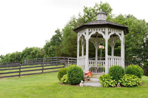 Small Gazebo Design