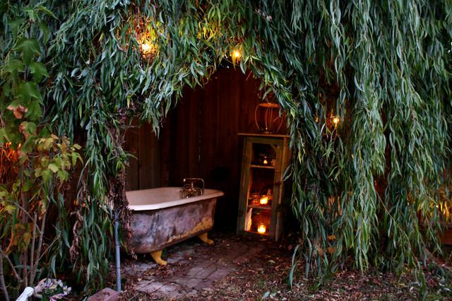 Shabby Style Im Garten my houzz simply escapist in santa shabby chic style