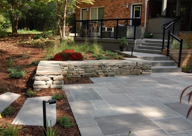 Stronebrook Residence Traditional Landscape Toronto By Earthscape Landscape Design Build