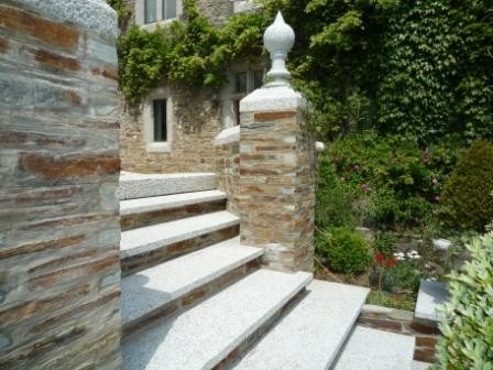 Restoration of country home near falmouth traditional-landscape