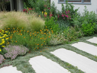 New Perennial Style Modern Landscape By Hey Nice Garden