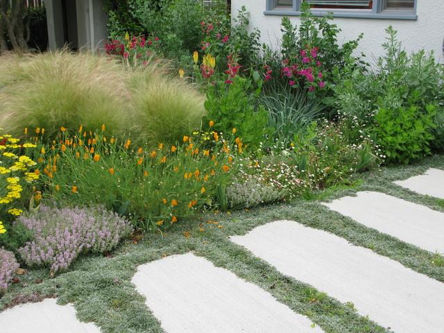 New Perennial Style Modern Landscape By Hey Nice Garden