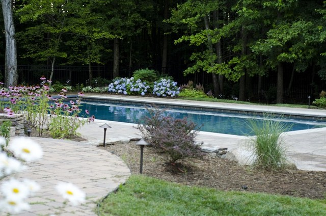 Newell Residence traditional-landscape