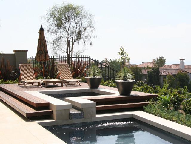 Newport Coast Residence, CA contemporary-landscape