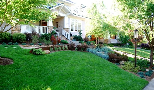 Garden design charlotte nc pdf for Landscape design charlotte nc