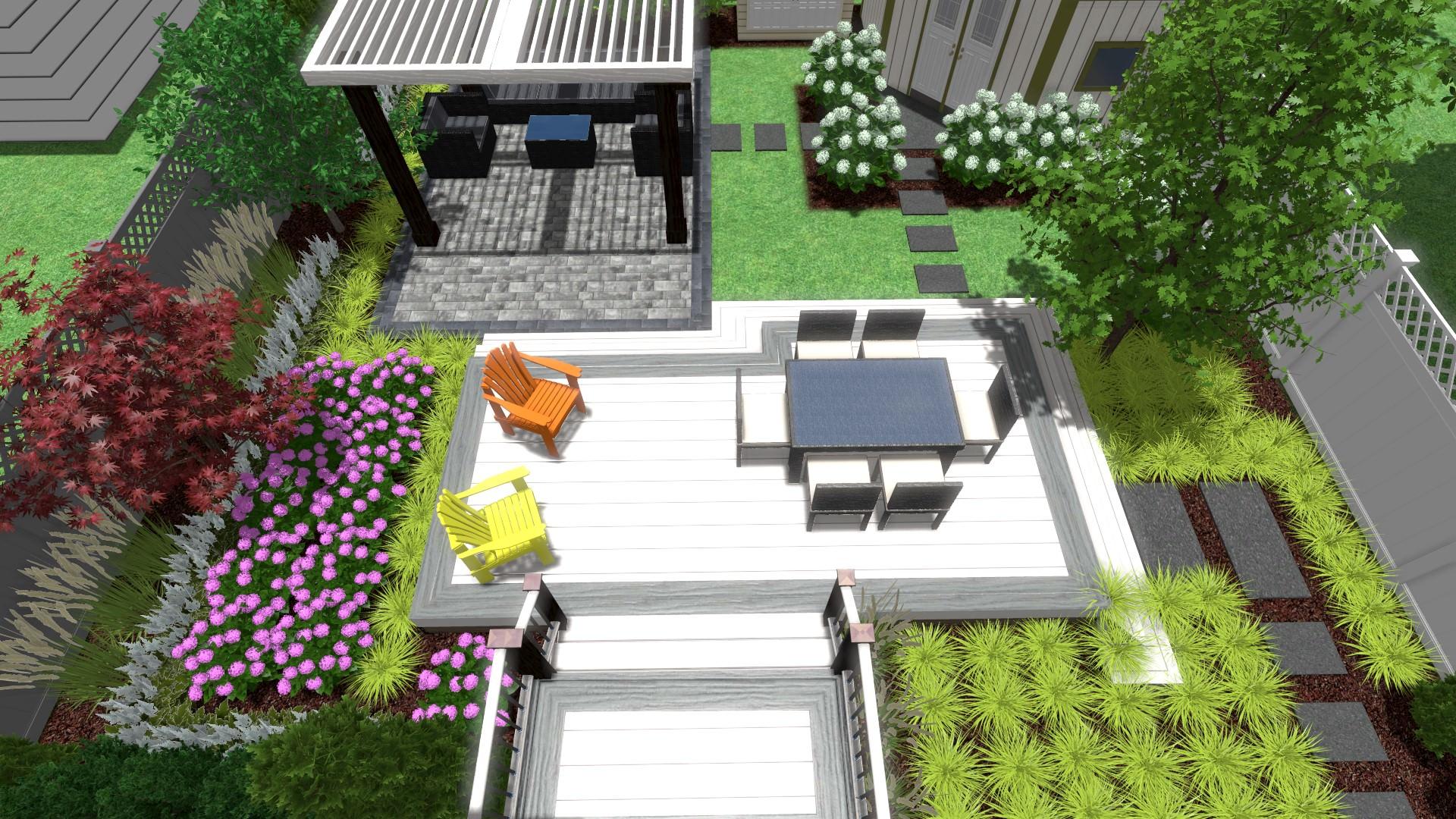 Nobleton Backyard Makeover