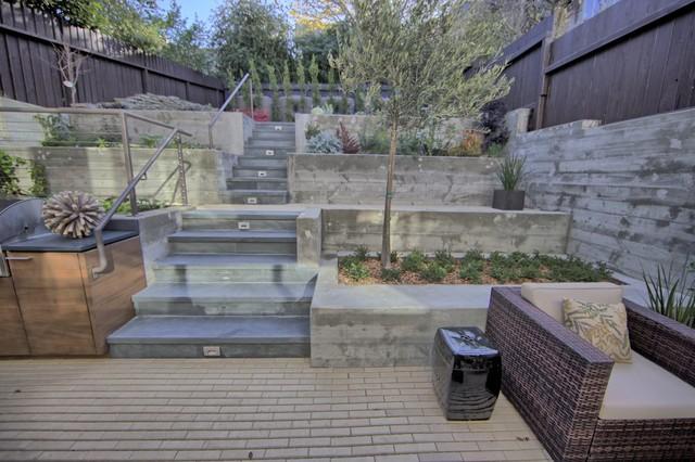 Noe valley leed platinum for Landscape design leeds