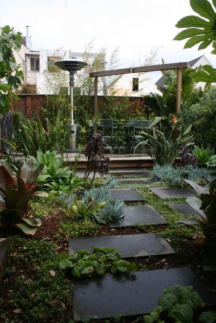 Residential Garden modern-landscape