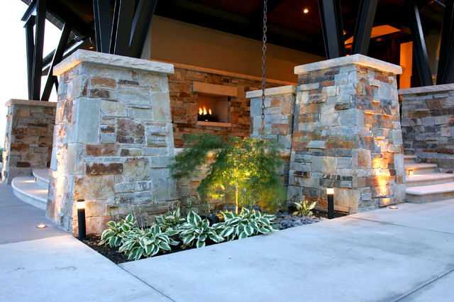 North Cove Project traditional landscape