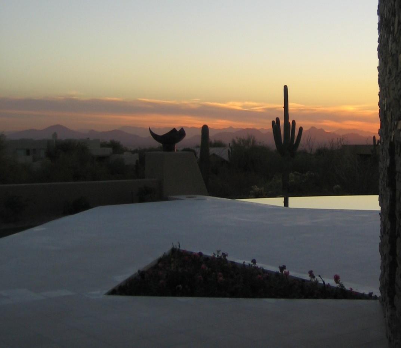 North Scottsdale--Infinity Pool