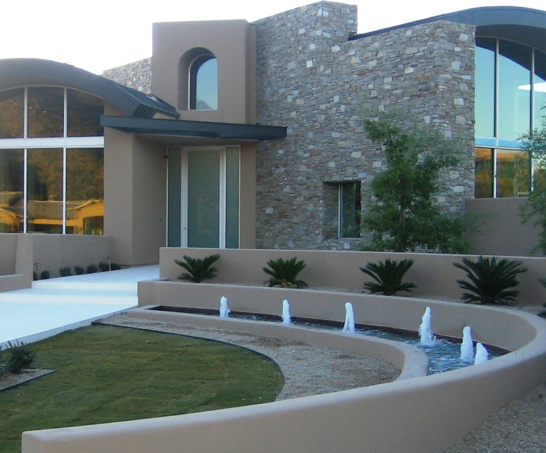 North Scottsdale--Water Feature