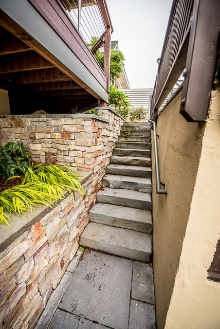 Landscaping Rocks Tacoma : North tacoma craftsman landscape seattle by reikow